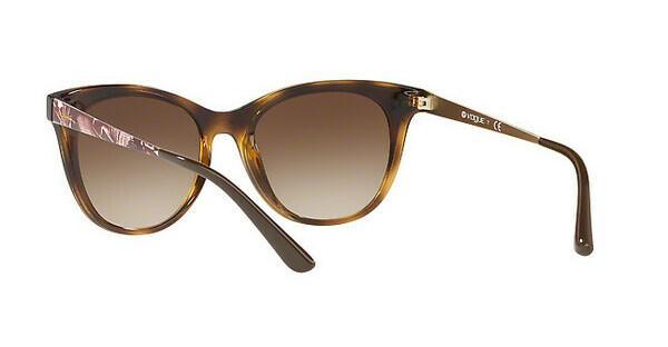 VOGUE Vogue Damen Sonnenbrille » VO5205S«, braun, W65613 - braun/braun