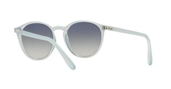 VOGUE Vogue Damen Sonnenbrille » VO5215S«, blau, 26087B - blau/silber
