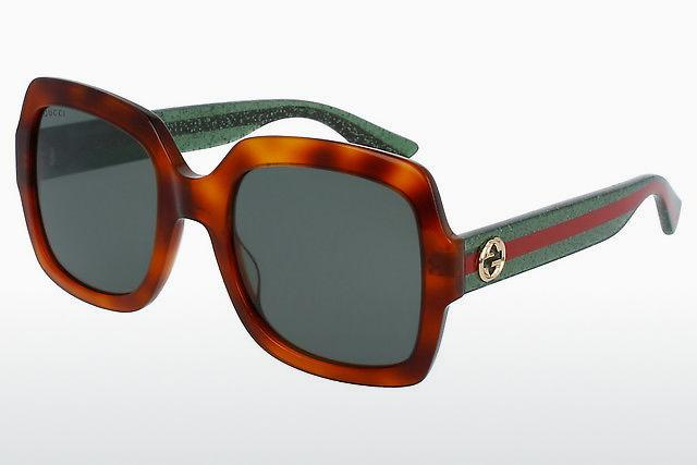 6b317389dfe Gucci Sonnenbrille günstig online kaufen (1.070 Gucci Sonnenbrillen)