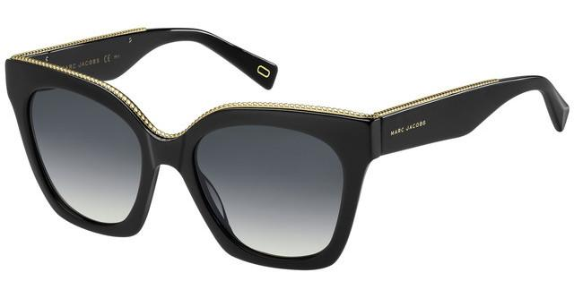 Sonnenbrille unisex braun mit gelber Spiegellinse Kost 16-169