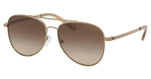 Sonnenbrille Damen Michael Kors Mk1045 1108i6 Gold Michael