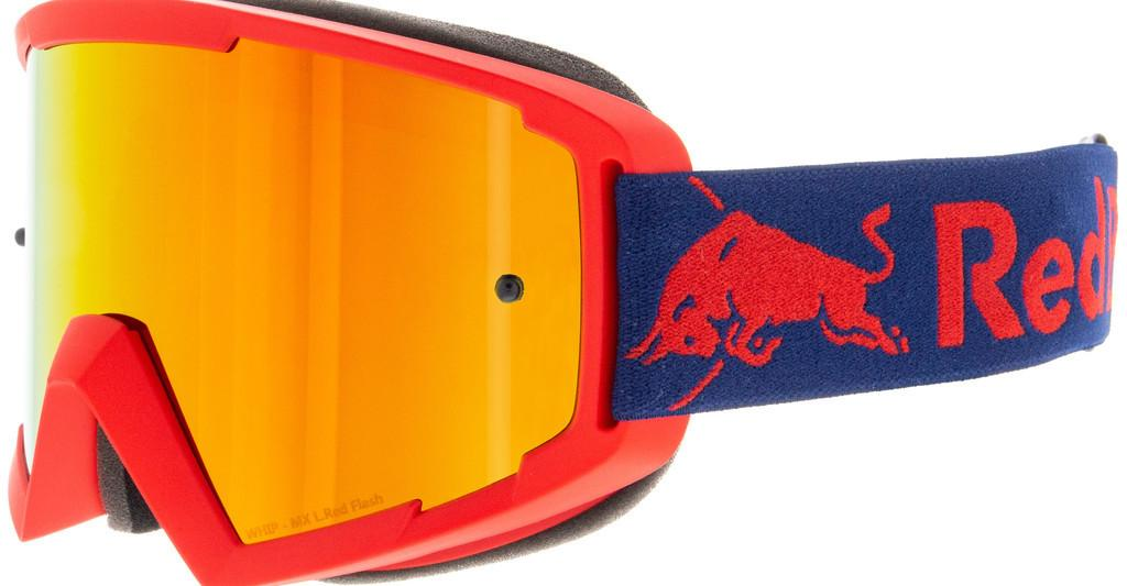 Red Bull SPECT   WHIP 005 l.red flash, amber with red mirror, S.1red