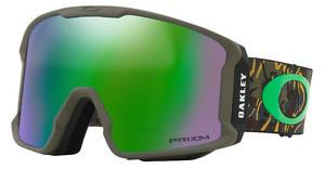 Oakley OO7070 707038 PRIZM SNOW JADE IRIDIUMCAMO VINE JUNGLE