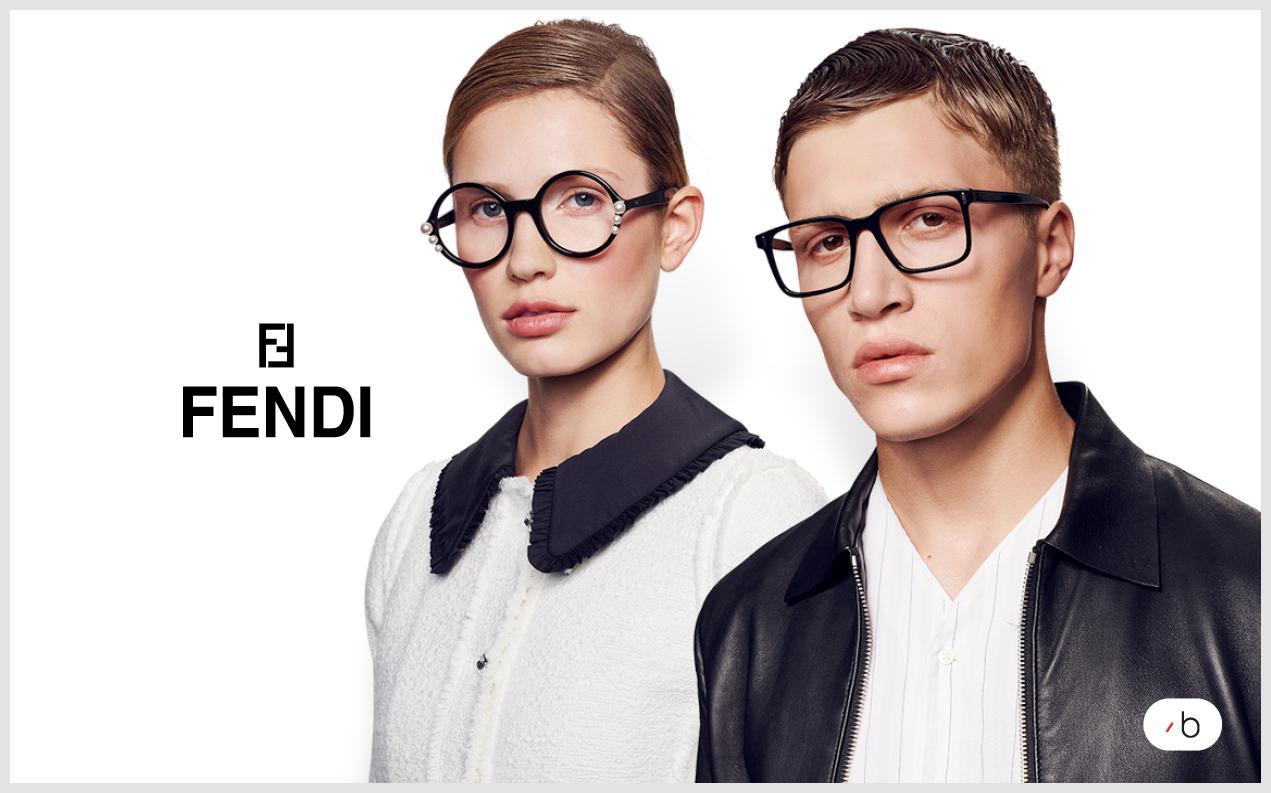 Fendi Prescription Glasses