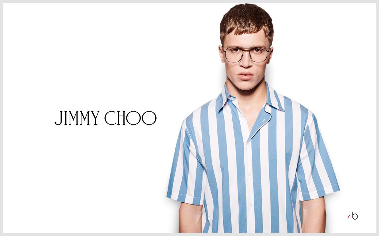 Jimmy Choo Mens Glasses