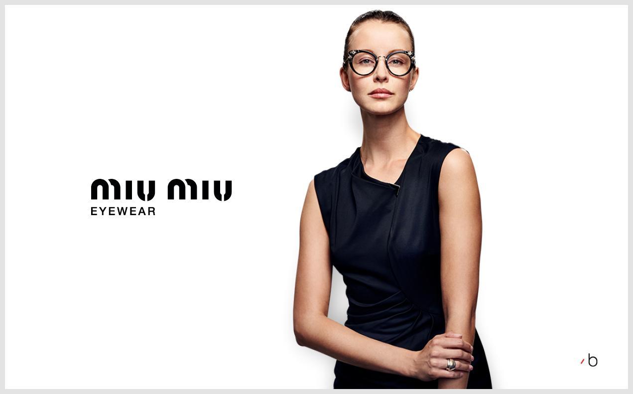 Miu Miu Prescription Glasses