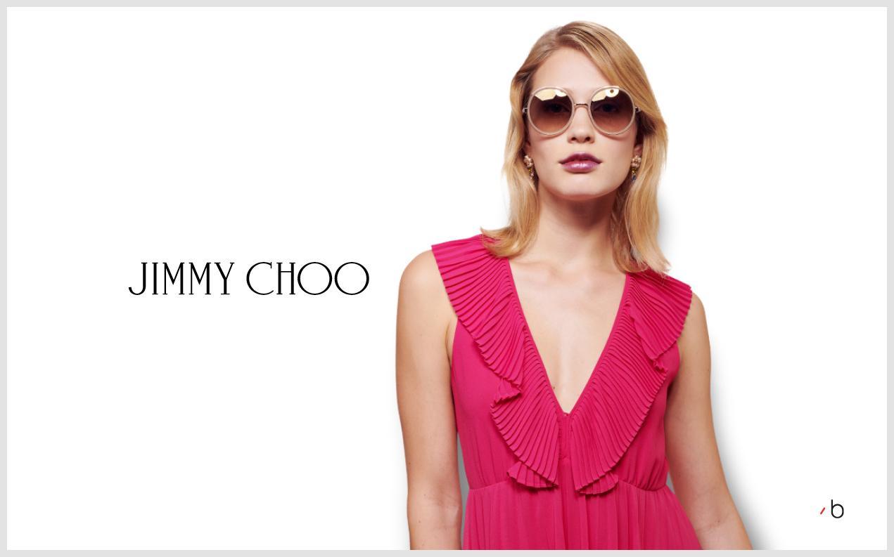 Jimmy Choo Sunglasses Womens