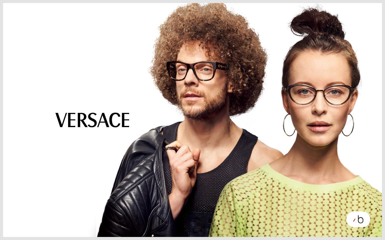 Versace Glasses Mens and Womens